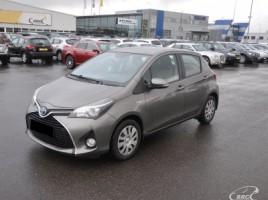 Toyota Yaris hečbekas