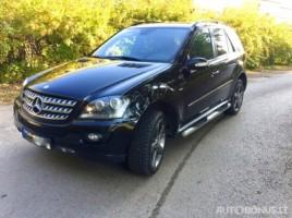Mercedes-Benz ML320 visureigis