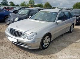 Mercedes-Benz E320 universalas
