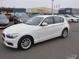 BMW 116 хэтчбек