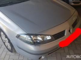 Renault Laguna sedanas