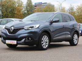 Renault Kadjar внедорожник