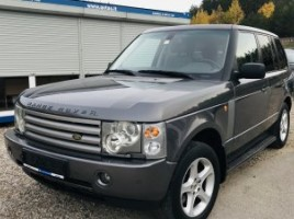 Land Rover Range Rover cross-country