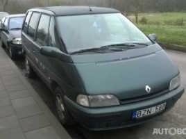 Renault Espace vienatūris