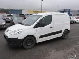 Peugeot Partner коммерческий