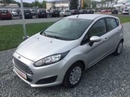Ford Fiesta hečbekas