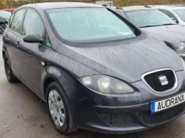 Seat Altea cross-country