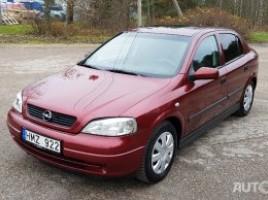Opel Astra, 2.0 l., hečbekas   0