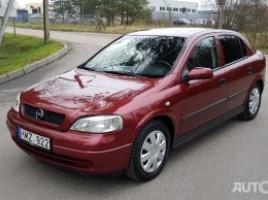 Opel Astra, 2.0 l., hečbekas | 1