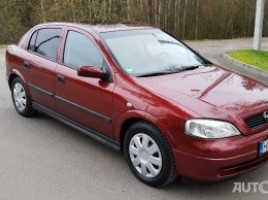 Opel Astra, 2.0 l., hečbekas | 2