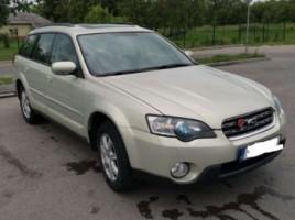 Subaru Outback, 2.5 l.   0