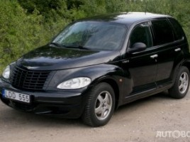 Chrysler PT Cruiser, 2.2 l., Универсал | 0