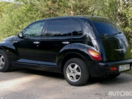 Chrysler PT Cruiser, 2.2 l., Универсал | 1