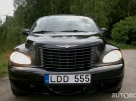 Chrysler PT Cruiser, 2.2 l., Универсал | 3