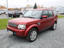Land Rover Discovery cross-country