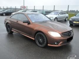 Mercedes-Benz CL55 AMG | 3