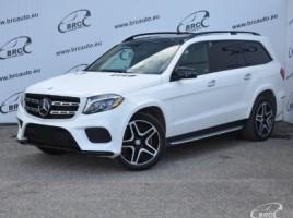 Mercedes-Benz GLS550 visureigis