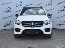 Mercedes-Benz GLS550 | 1