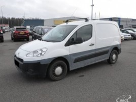 Peugeot Partner komercinis