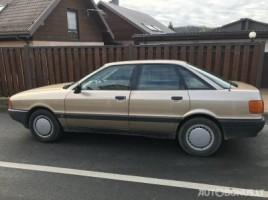 Audi 80, 1.8 l., sedanas | 2
