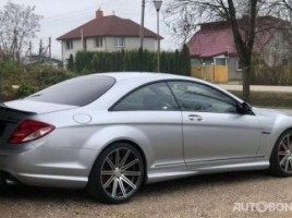 Mercedes-Benz CL63 AMG | 1