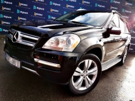 Mercedes-Benz GL450 visureigis