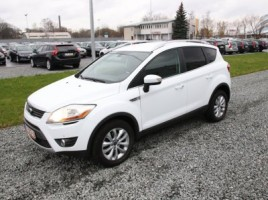 Ford Kuga cross-country