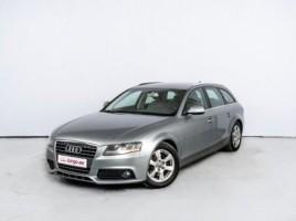 Audi A4 хэтчбек
