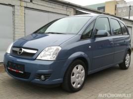 Opel Meriva, 1.6 l., vienatūris   0