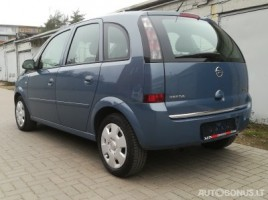 Opel Meriva, 1.6 l., vienatūris   2