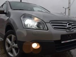 Nissan Qashqai+2 visureigis