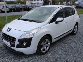 Peugeot 3008 monovolume