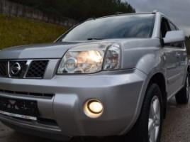 Nissan X-Trail visureigis
