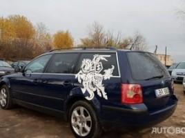 Volkswagen Passat, 1.9 l., universalas   3