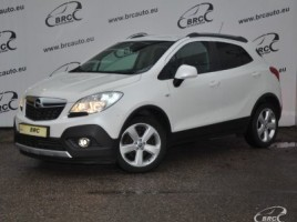 Opel Mokka visureigis
