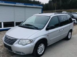 Chrysler Town & Country vienatūris