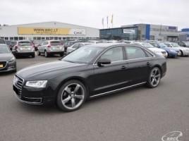 Audi A8 pikapas