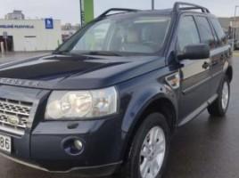Land Rover Freelander внедорожник