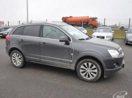 Opel Antara, 2.2 l., visureigis | 1