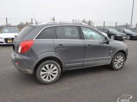Opel Antara, 2.2 l., visureigis | 2