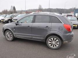 Opel Antara, 2.2 l., visureigis | 3