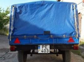 Andover Sustiprinta tvirta priekaba  automobilinė priekaba | 1