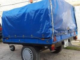 Andover Sustiprinta tvirta priekaba  automobilinė priekaba | 2