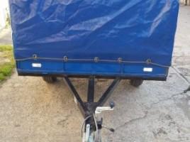 Andover Sustiprinta tvirta priekaba  automobilinė priekaba | 3