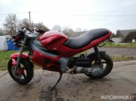 Gilera DNA, Moped/Motor-scooter | 2