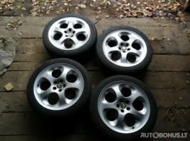 Alfa Romeo lengvojo lydinio ratlankiai | 0