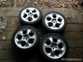 Alfa Romeo литые диски | 0