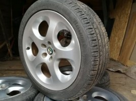 Alfa Romeo lengvojo lydinio ratlankiai | 1