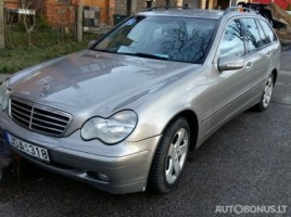 Mercedes-Benz C220, hečbekas   0