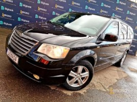 Chrysler Town & Country, 3.8 l., vienatūris | 0